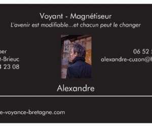 Alexandre  voyance et  magnétisme  bretagne