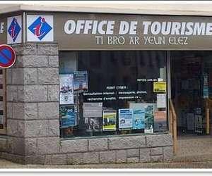 Office de tourisme du yeun elez