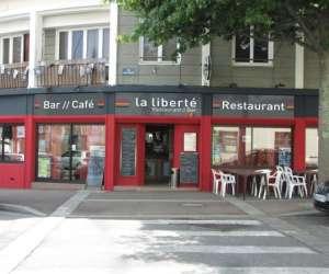 La liberté restaurant // bar