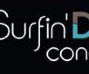 Surfin door