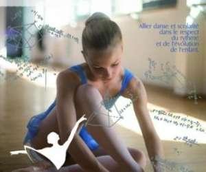 Ecole de danse - les pointes de l