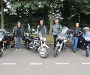 Les motards de broceliande