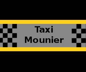 Taxi mounier