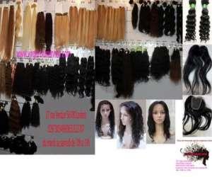 Extensions de cheveux -  virgin humanhair