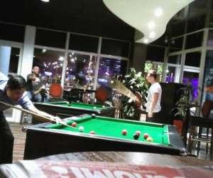 Bowling rennes -  bar  salle de   billard