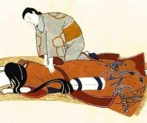 Shiatsu traditionnel