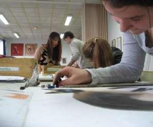 "Ecole d'arts plastiques-"" l"
