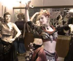 Elaïs livingston - danse orientale tribal fusion & ats