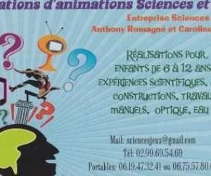 Sciences et jeux