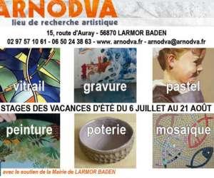 Association arnodva, lieu de recherche artistique