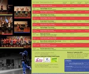 Martha diomandé - cours de danse   afro-contemporain