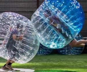 Bubble bump brest