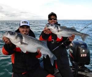 Lorient passion peche - guide de pêche en mer