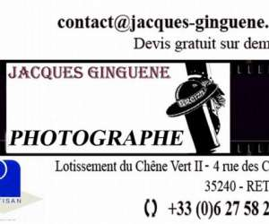Jacques ginguene - photographe