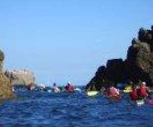Canoë kayak plougrescant-la roche-d...