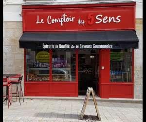 """Pascal vandewalle - """" le  comptoir des 5 sens """""""