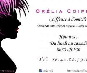 Orelia coiff