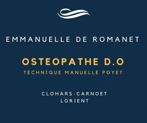 Emmanuelle de romanet ostéopathe d.o.