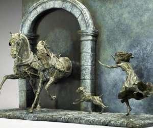 Axelle safran sculpteur