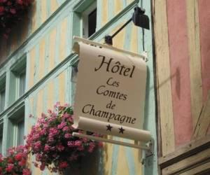 Les comtés de champagne