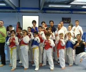 Asptt taekwondo