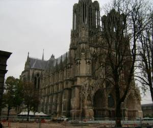 photo Cath�drale Notre Dame De Reims