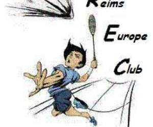 Reims europe club badminton