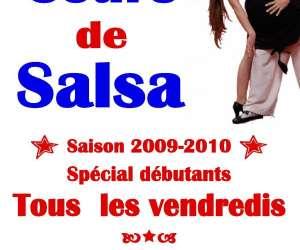 Cours de salsa, merengue & bachata