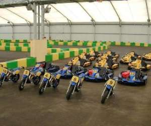 Kart puissance 10