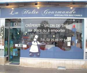 La halte gourmande - creperie bretonne - salon de the