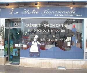 La halte gourmande - creperie bretonne - salon de the