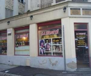 Salon de coiffure africaines