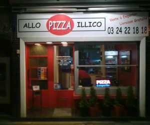 Allo pizza illico