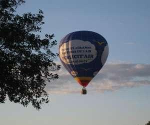 Montgolfieres publicit
