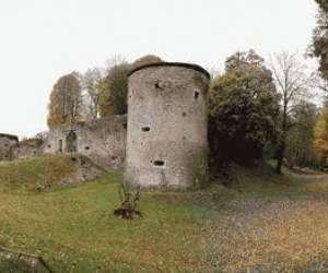 F�te m�di�vales au chateau de lafauche