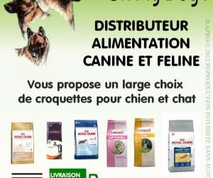 Oh my dog ! distributeur