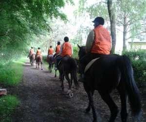 Tourisme equestre- les balades à cheval croix colas