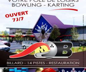 Bowling le racing bowl