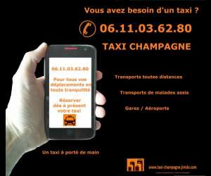 Taxi champagne