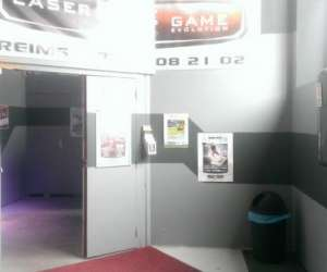 Laser game evolution reims