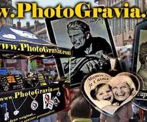 Photogravia -  gravure photo