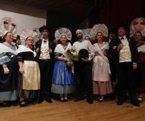 Association jeune champagne  - danses et chants traditi