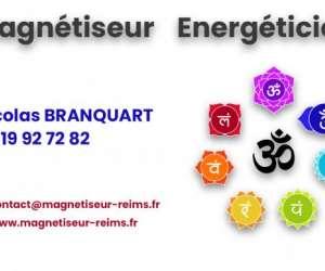Nicolas branquart - magnétiseur - energéticien