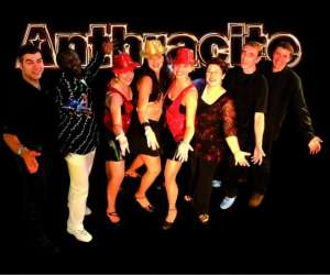 Orchestre anthracite