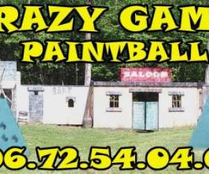 Crazy games paintball