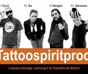 Tattoo spirit prod