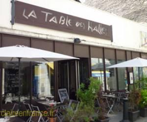La table des halles