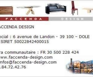 Mobilier & décoration faccenda design