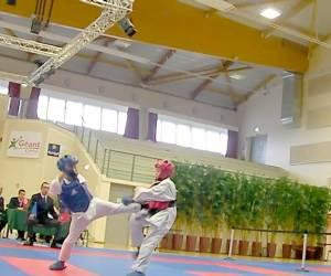 B u c section karate
