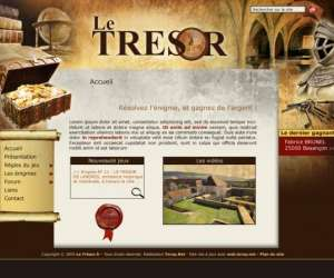 Le trésor.fr